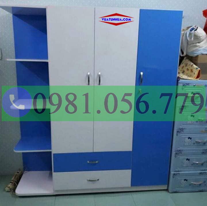 Tủ nhựa đựng quần áo đa năng VTL03_02