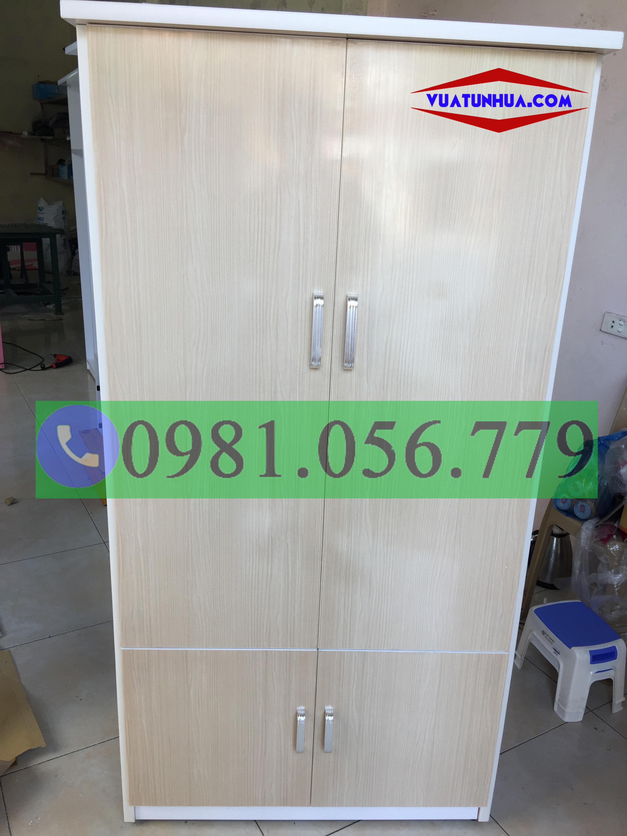 tủ nhựa Đài Loan 2 cánh giá rẻ