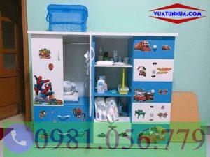 Tủ đựng đồ cho bé VTB02