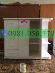 Tủ nhựa Đài Loan DN01