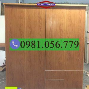 Tủ nhựaĐài Loan 4 cánh 2 buồng VTL04_01