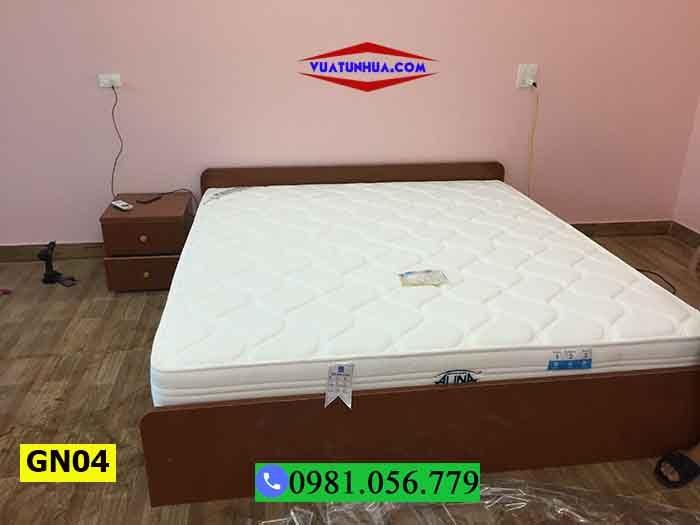 Giường ngủ nhựa cỡ lớn GN04