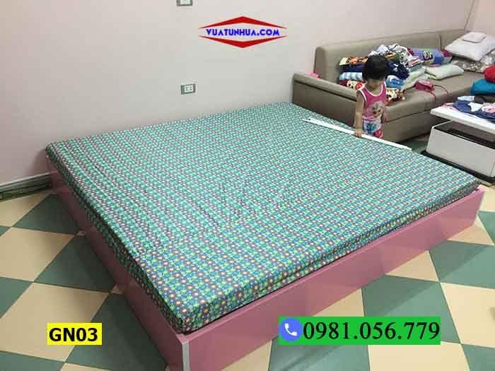 giường ngủ nhựa Đài Loan cao cấp