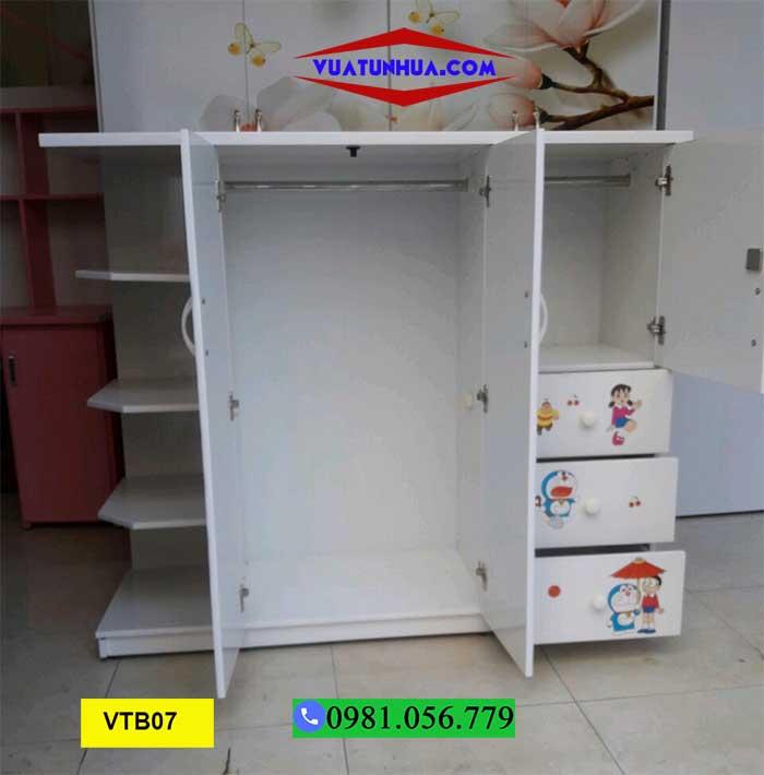 Mua tủ nhựa ở đâu tốt ở quận Hoàng Mai