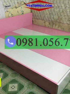 Giường ngủ nhựa Đài Loan phối màu GN08