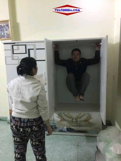 Khả năng chịu lực của tủ nhựa Đài Loan